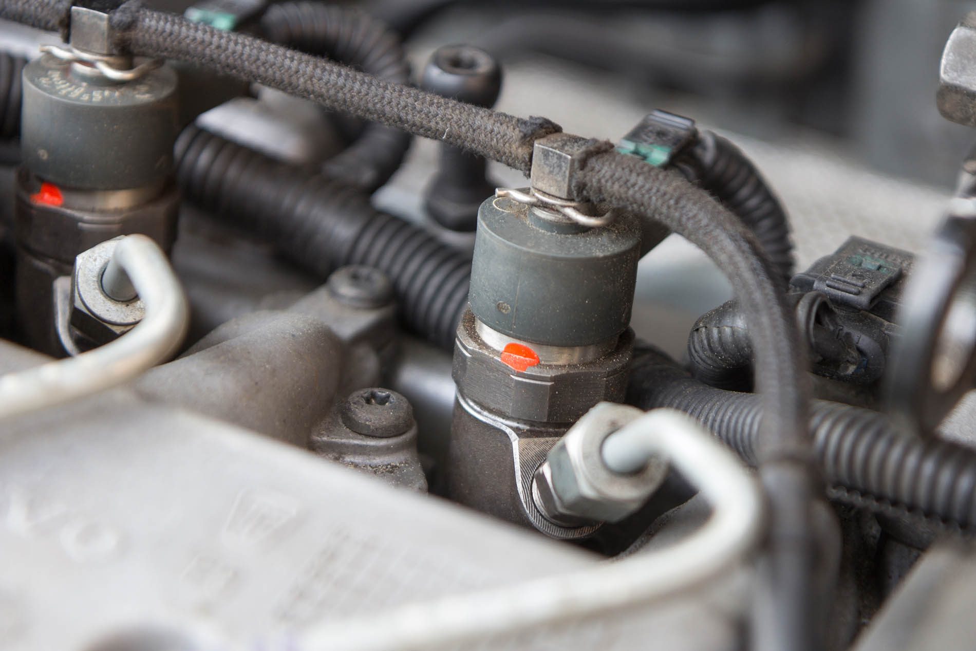 diesel fuel injection servicing